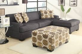 Of Living Rooms With Sectionals Fascinating Furniture For Living Room Decoration Using Black And