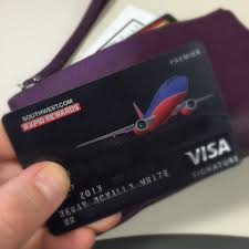 southwest chase credit card