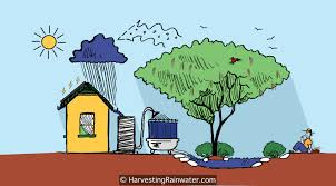 it is time promote rain water harvesting methods tongola mate harvest