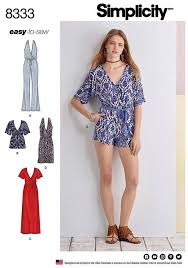 Women's Romper Pattern Impressive Sewing Pattern Women's Jumpsuit Pattern Womens Halter Dress