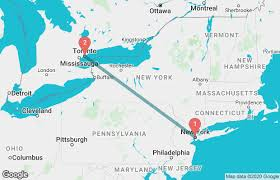 new york to toronto bus tickets from