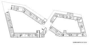 8 house in copenhagen denmark by big bjarke ingels group 8h floor plan basement level 1 01 1