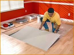 installing wood floor over concrete pleasant miscellaneous how to install hardwood floors on concrete