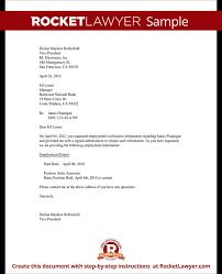 Employment Verification Letter Template Gplusnick
