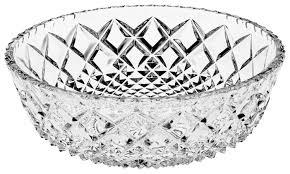 Купить <b>Салатник Crystal Bohemia</b> Diamond 21 см хрусталь по ...