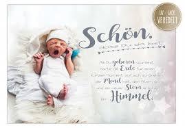 Schön Dass Du Da Bist Glückwunschkarte Zur Geburt Doppelkarte