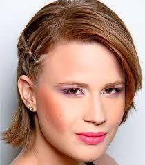 Resultado de imagem para penteados para cabelo curto