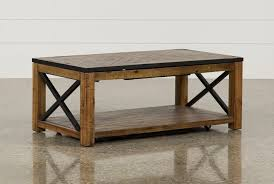 metal top coffee table. Medium Size Of Wood Table With Metal Top Laurent Lift Cocktail Living Spaces Coffee -