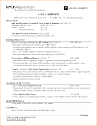 Order Of Experience On Resume Order Of Resume Men Weight Chart