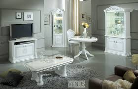 White Italian High Gloss Dining Table And Chairs Furniture Set  Homegenies
