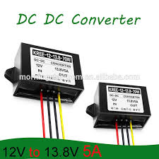 High Quality Dc Dc Step Up <b>12v To 13.8v 5a</b> 70w Power Supply ...