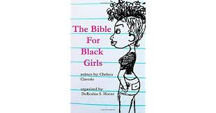 New bible for black teens