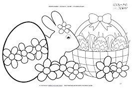 Easter Egg Coloring Pages Free For Adults Pdf Colouring Hard Fresh