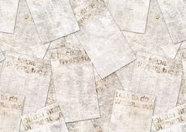 Newsprint Texture Background Newspapers Old Grunge Collage Textured Background Lots Of Unreadable