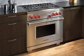 Wolf gas range 36 Blue Star The Best Highend Ranges For 2019 Reviews By Wirecutter New York Times Company Designer Appliances The Best Highend Ranges For 2019 Reviews By Wirecutter New