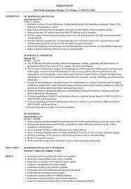 3d Modeler Resume Samples Velvet Jobs
