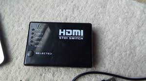 how to use a hdmi switch how to use a hdmi switch