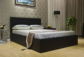 hidden beds in furniture. amazoncom greatime bs11112 eastern king black leatherette storage bed kitchen u0026 dining hidden beds in furniture