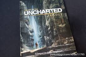 the art of the uncharted trilogy 01
