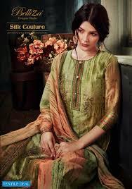 Belliza Designer Studio Online Belliza Designer Studio Silk Couture Fancy Silk Printed