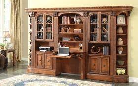 office wall furniture. The Huntington Laptop Desk Wall Unit - Home Office Furniture E