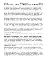 Resume For College Application college admission resume template nicetobeatyoutk 62