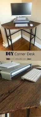 Make Your Own Computer Desk Best 25 Corner Desk Ideas On Pinterest Computer Rooms Corner