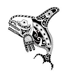 эскиз татуировки полинезия акула татуировку рф фото и эскизы