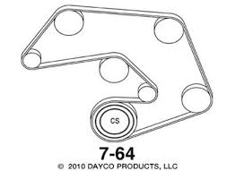 Dayco Serpentine Belt Chart Dayco 5061015 Serpentine Belt Diagrams Questions With