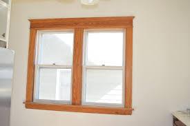Shaker Window Trim Shaker Window Trim