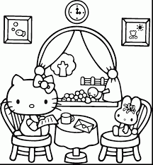 Small Picture stunning printable hello kitty coloring pages for kids with free
