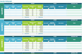 Free Sales Plan Templates Smartsheet For Sales Tracking Spreadsheet