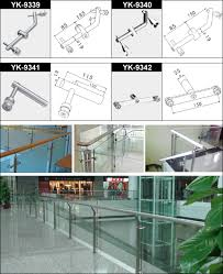 audited stainless steel railing supplier aisi304 aisi316 stair deck balcony railing