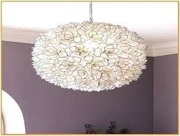 full size of capiz shell lotus flower chandelier small home design ideas pertaining to brilliant property lotus flower chandelier56