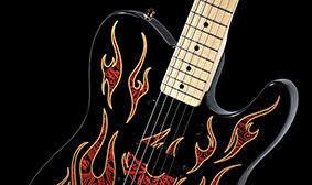 james burton telecaster® fender electric guitars basswood body