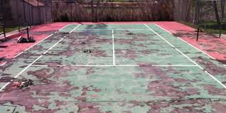 Backyard Tennis Court Cost  Garden DesignBackyard Tennis Court Cost