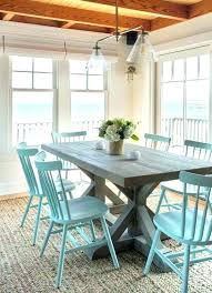 coastal decor lighting. Coastal Kitchen Table Decor Living Room Beach And Lighting