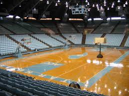 Tar Heels Basketball Seating Chart Carmichael Arena Wikipedia