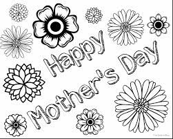 Small Picture outstanding mothers day coloring pages with mothers day coloring