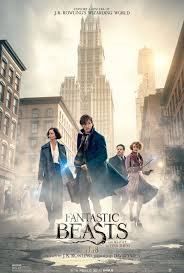 Image result for fantastic beasts movie poster