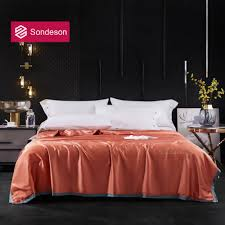 Sondeson Luxury Women Orange 100% Mulberry Silk Quilt Duvet Queen King Pure  Color Silk Comforter Bedding In Filler Home Textile - Big Offer #2977E |  Goteborgsaventyrscenter