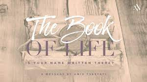 The Book of Life - Behold Israel