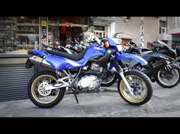 yamaha xt600e akrapovic sound exhaust