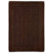 charming brown bathroom rugs with interesting brown bathroom rugs animal print bath rugs
