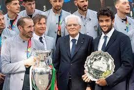 EM-Sieger und Wimbledon-Finalist Berrettini