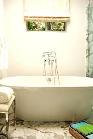 freestanding tub in small bathroom chrome bathroom stool freestanding tub bathroom designs
