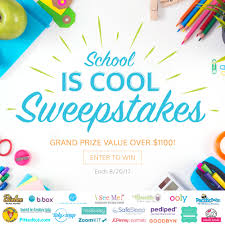 WIN a prize package over $1100 in the \