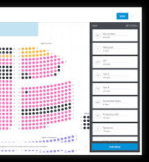 Javascript Interactive Seating Chart Reserved Seating Event Ticketing Eventbrite