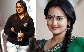sonakshi sinha without makeup images