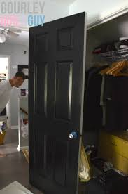 White Door Black Trim I See A White Door And I Want It Painted Black Painting Our